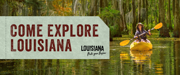 Come Explore Louisiana