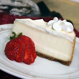 Creole Cream Cheese Cake