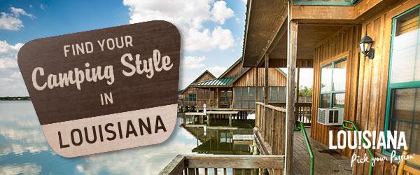 Come Explore Louisiana