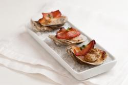Broiled Gulf Oysters