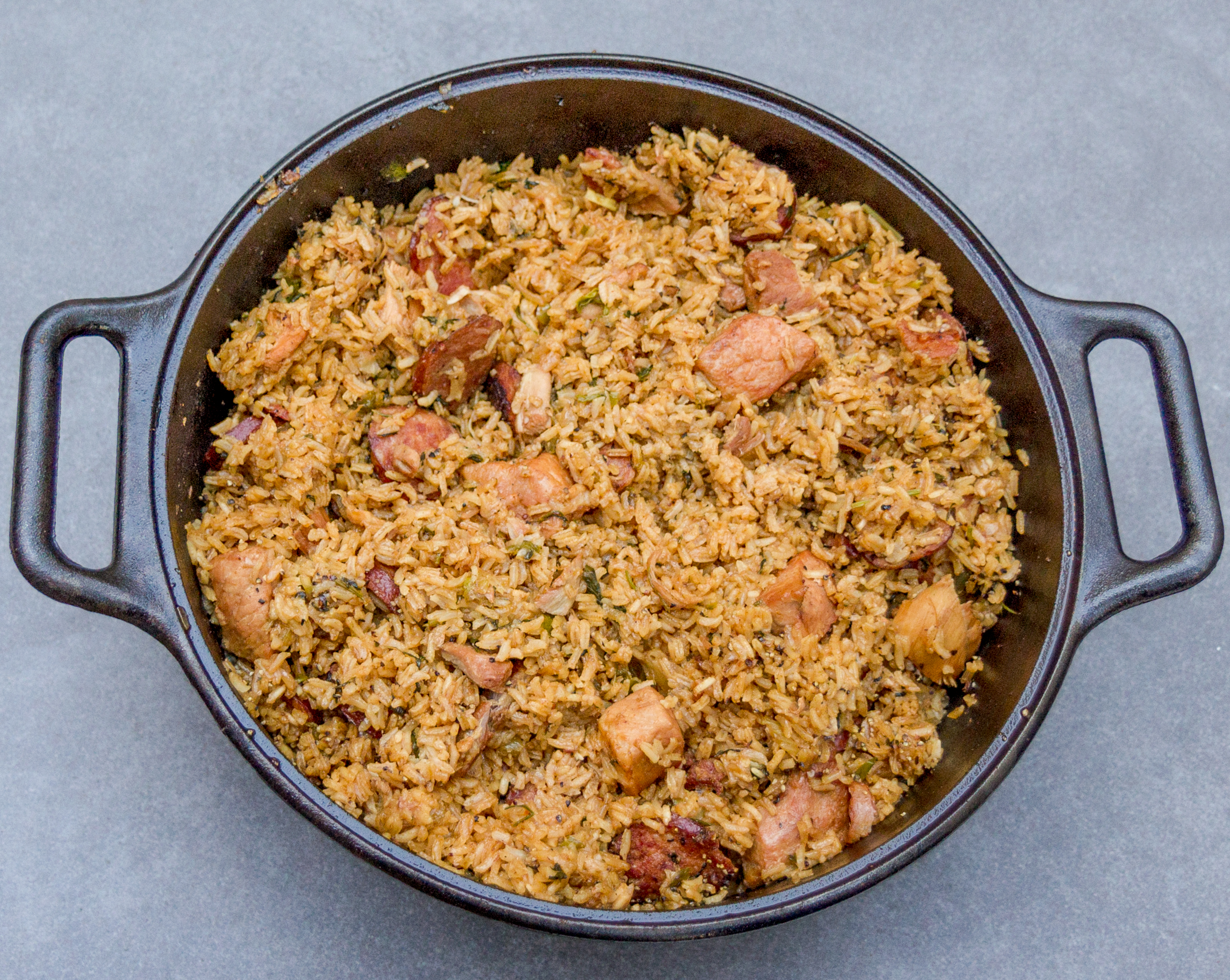 Chicken And Sausage Jambalaya Recipe From America S Test Kitchen