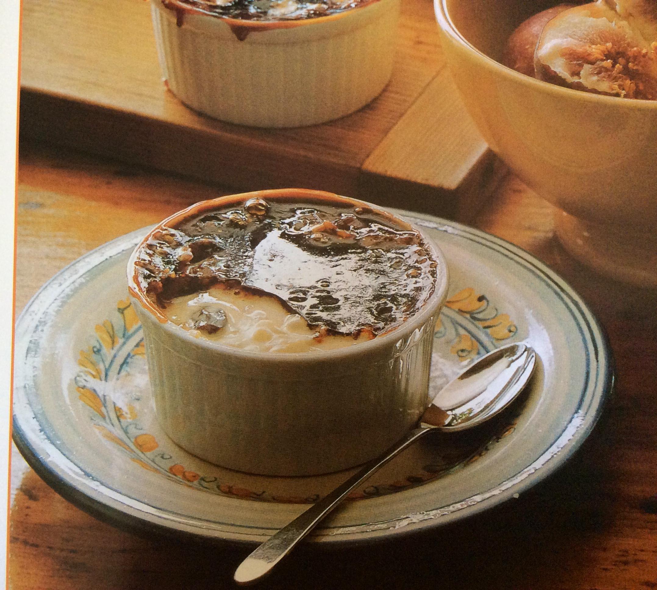 Caramelized Rice Pudding
