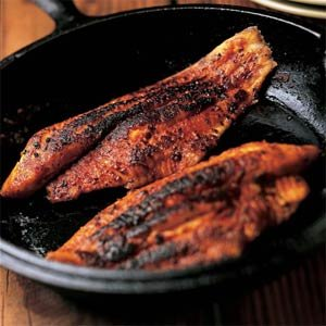 Blackened redfish louisiana kitchen culture for Red fish recipe