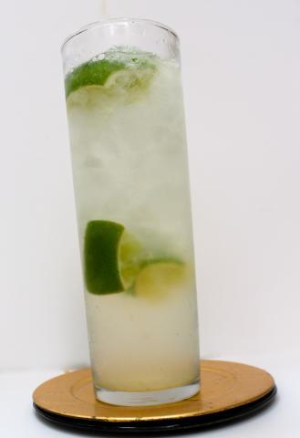 Gin Rickey | Louisiana Kitchen & Culture