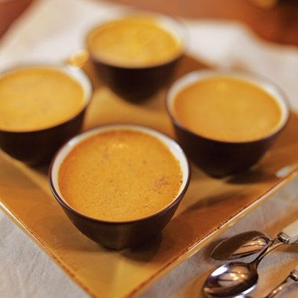 Maple Pumpkin Custard | Louisiana Kitchen & Culture