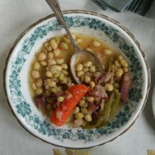 Brennan's Southern Peas