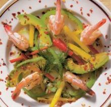 Arnaud's Gulf Shrimp Salad