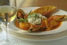 Broussard's Louisiana Bouillabaisse