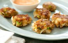 Cocktail Crab Cakes