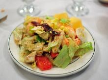 Galatoire's Godchaux Salad