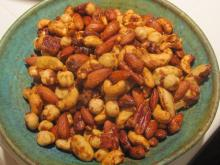 Glazed Mixed Nuts