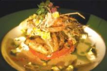 louisiana seafood mixed grill