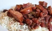 Susan's Red Beans & Rice