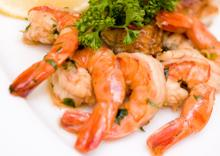 Cajun Chilled Shrimp