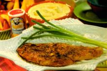 Chef Paul's Blackened Fish Filets