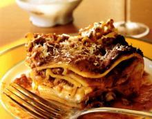 Lidia's Italian-American Lasagna