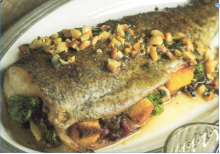 Pan-Roasted Rainbow Trout