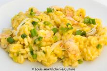 Shrimp and Crab Risotto