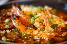 Emeril's Delmonico Barbecued Shrimp