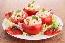 Creamy Shrimp Salad