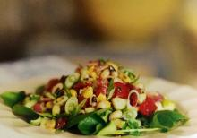 Black-eyed Pea and Corn Salad