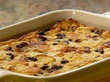 Bread Pudding With Irish Whiskey Sauce