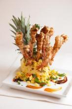 Carribbean Grilled Shrimp