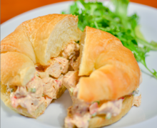 Chicken Salad Remoulade