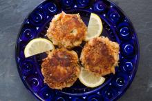 Arnaud's Creole Crab Cakes