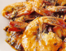 Louisiana Creole BBQ Shrimp