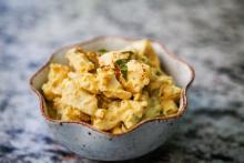 Celestine Dunbar's Creole Potato Salad