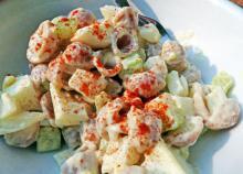 Donald Link's Cajun Macaroni Salad
