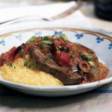 Old Time Grillades and Grits