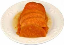 Maple Candied Yams