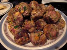 Nonna Rose's Meatballs