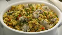 Creole Oyster Dressing