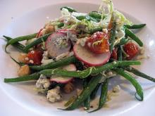 Potato Salad With Green Beans and Radishes