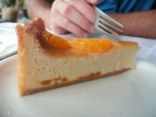 Satsuma Creole Cream-Cheese Cheesecake