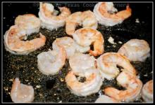 Hot Sauteed Shrimp