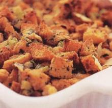 Susan's Basic Bread Stuffing