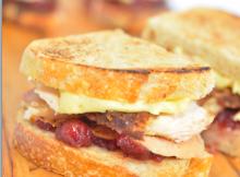 Decadent Turkey Sandwich