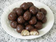 Martha Washington Chocolate Balls