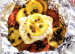 Grilled Fish and Summer Squash Packets with Crispy Capers
