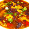 Hatch Chili Chicken Tortilla Soup