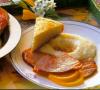 Country Ham with Redeye Gravy