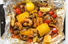 Seafood Boil Packets