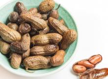 Cajun-Spiced Boiled Peanuts