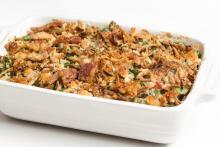 Updated Green Bean Casserole