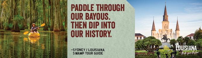 Paddle/Dip