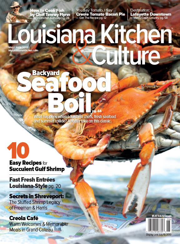 Subscribe Louisiana Kitchen Culture Magazine Louisiana Kitchen